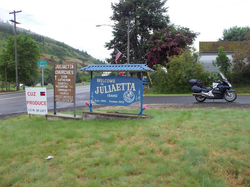 Juliaetta, ID