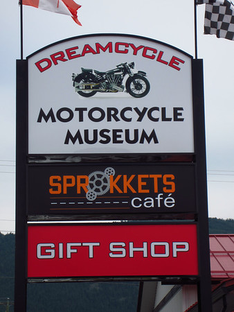 Dreamcycle Museum