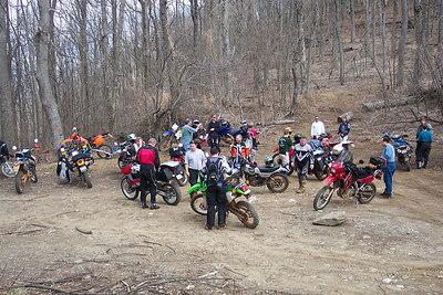 Dual Sport Ride 2006