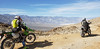 View of Saline Valley from top of Lippincott road