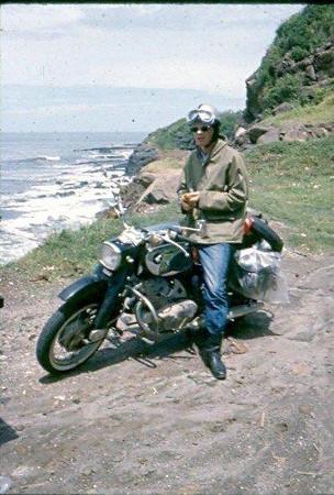 Panama to Minnesota, 1966