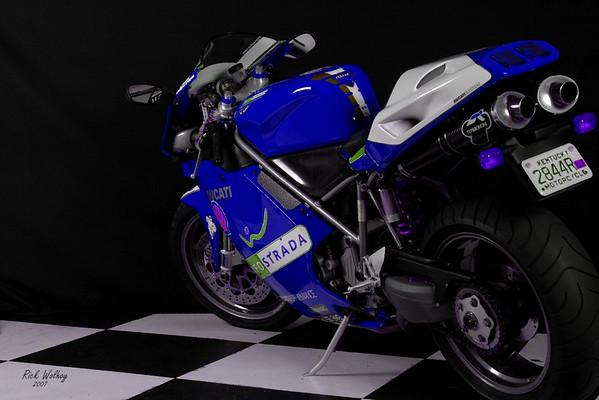 Ducati 748s Troy Bayliss Edition
