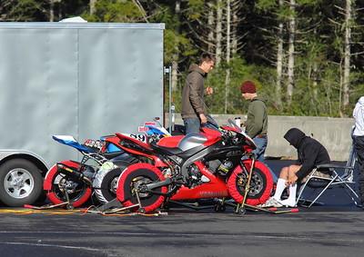 Ducati Bellevue Track Day 4-29-13