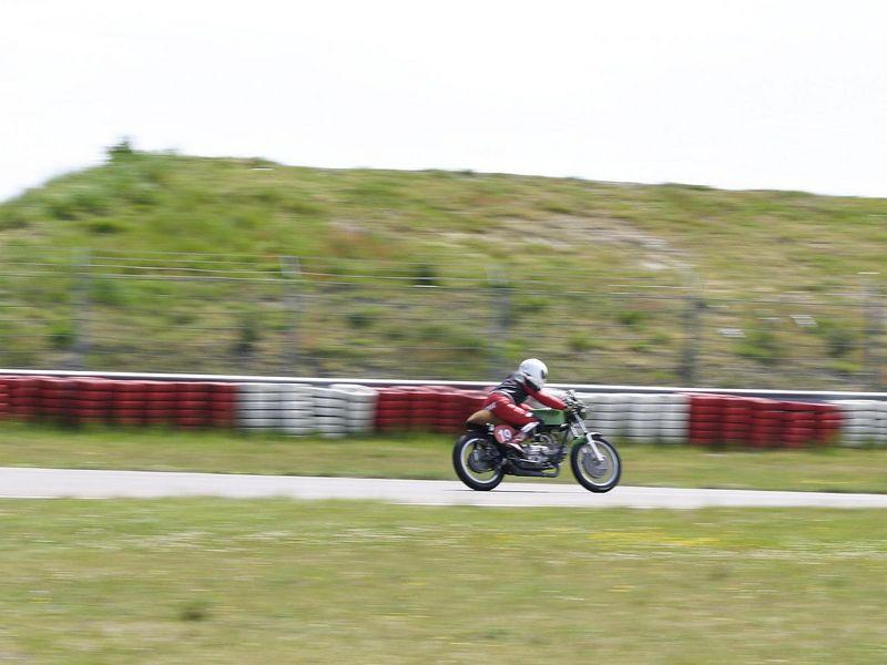 Ducati oldtimers race