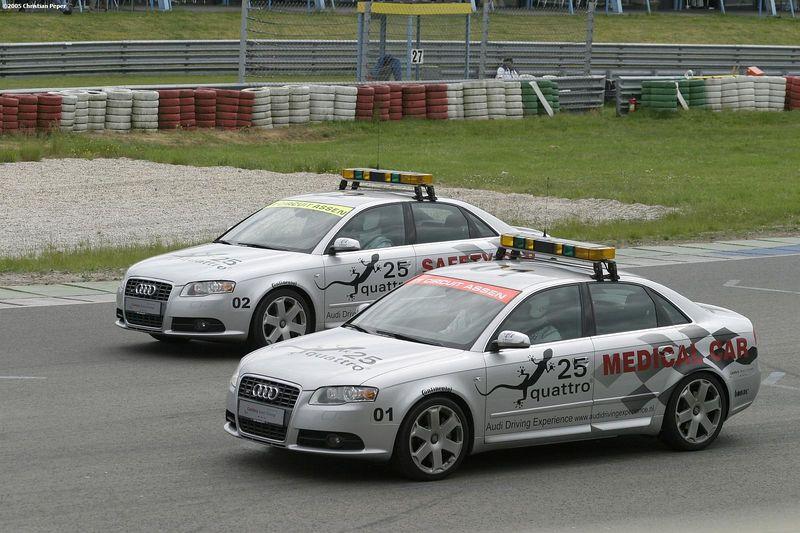 Audi pace cars