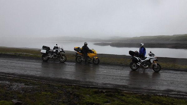 Italian Ducati Multistrada 1200 owner Alessandro and some friends visit Iceland Aug 2010 See  www.2wd.it for many more of Alessandro's photos of this and other trips ;-)