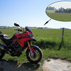 4/5: Multistrada 1200- First ride after more surgery on my leg Oct 2011 - Fan....bloody.....tastic!<br /> Stonehenge