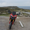 "01Aug2011 - Land End, Cornwall....""Run To The Bun"" South West Bikers Lands End run"