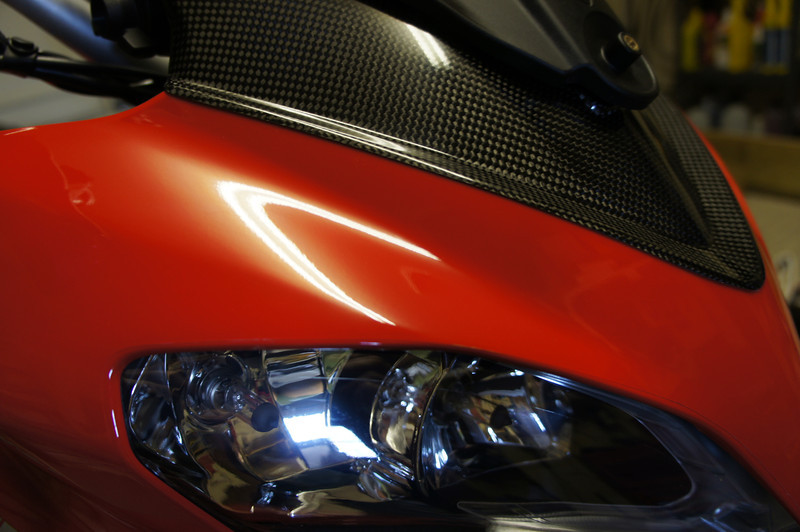 """Multistrada 1200 carbon screen fairing cover from carbonworld.de - <b><a target=""""_blank"""" href=""""http://www.motorcycleinfo.co.uk/index.cfm?fa=contentGeneric.xijqbtkwbucbcvcu&pageId=2741947"""">see here</a></b> for more info and DISCOUNT code ;-)"""