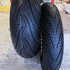 "New tyres for my Multistrada 1200 to replace the Pirelli Scorpions - Michelin Pilot Road 3's   <b><a target=""_blank"" href=""http://www.motorcycleinfo.co.uk/index.cfm?fa=contentGeneric.ejdlwmdldgctiiar&pageId=4655866""> Micheldever / Protyre - best motorcycle tyre prices</a></b>"