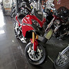 Saturday 05Jun2010, my MTS1200S Sport in the showroom at Riders Bridgwater ready to go. Sorry for the crappy photo quality...need to learn how to use the new camera! :doh: <b>My website: www.mts1200.info</b>