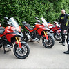Popham Airfield, Multistrada 1200 Owners (Ducati & Sv1000 owners) meet June 2010