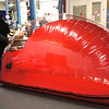 "1/3: Those of you that know me will not be surprised at the latest purchase (investment;-) for my pampered Mutley...Carcoon Bikebubble. This is actually mine being tested at the factory before dispatch! :-)   <a target=""_blank"" href=""http://www.motorcycleinfo.co.uk/index.cfm?fa=contentGeneric.ejdlwmdldgctiiar&pageId=4930762""> Carcoon Bikebubble - the ideal motorcycle storage / protection system</a>"