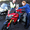 Dimitri's friend and fellow patient is converted into a Ducatisti by AndyW!