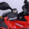 "1/2: Multistrada 1200 - Techspec tank side panel protection - tank protectors - kneed pads/knee grips from  <a href=""http://www.speedycom.co.uk"">http://www.speedycom.co.uk</a><br /> Update - more than two years old, look like new and remain firmly fixed i.e. no dodgy edges."