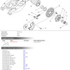 "756.2.013.1A Ducati eccentric hub (chain tensioning hub) fitment guide - I do not imaging that the hub has changed for 2013/2014 models but have not checked, easy to look up here:  <a href=""http://www.ducatiomaha.com/products.asp"">http://www.ducatiomaha.com/products.asp</a>"