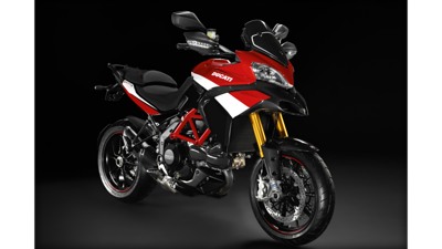 Ducati's forthcoming Pikes Peak edition Multistrada 1200