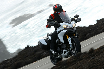 Ducati Multistrada 1200 - TEST  www.omnimoto.it