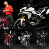 Feb2010 - launch of the new Ducati Multistrada by Ducati CEO Claudio Domenicali