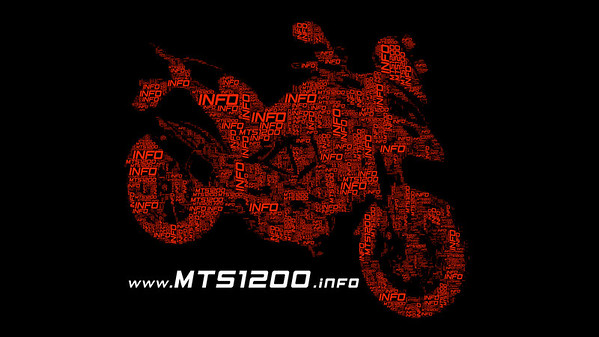 2/5: Ducati Multistrada 1200 - information resources: www.MTS1200.info