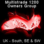 UK Multistrada 1200 UK South / South East / South West Owners Group   http://ducatiforum.co.uk/groups/mts1200-owners-south-se-sw.htm