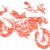 www.mts1200.info Multistrada 1200 graphic by Piero....nice work, many thanks :D<br /> Transparent background .png file