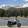"Photo by Ducati.MS member 'sfarson' (aka Steve) Echo Lake / Mt. Evans, Rockies, USA Brief story <b><a target=""_blank"" href=""http://www.motorcycleinfo.co.uk/index.cfm?fa=contentGeneric.hbkxldonarlecghl&pageId=1230246"">HERE</a></b>"
