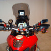 2/3 - Greek Multistrada 1200 Owner 'Teris' likes his 'bling' and accessories! :D