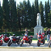 "Greek Multistrada 1200, owner 'Teris' -  <a href=""http://ducatisti.gr/"">http://ducatisti.gr/</a>  'Hellenic Ducati Community' Ducati owners group rideout"