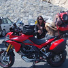 6/7 - Greek Multistrada 1200 Owner 'Teris' - Sandorini (Santorini) Island trip August 2010