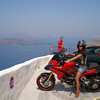 1/7 - Greek Multistrada 1200 Owner 'Teris' - Sandorini (Santorini) Island trip August 2010