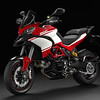 3/4: The 'face lift' Multistrada 1200 Pikes Peak for 2013