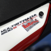 5/6: Ducati Multistrada 2013 Dolomites Peak special edition variation on the Pikes Peak MTS1200  - launch / Ducati press release Jan 2013