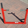 3/6: Abba Motorcycle Stand (better alternative to paddock stands!;-) with fitting kit for the Multistrada 1200