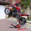 "2/3: The best addition to my garage/workshop ever!......the Abba Sky Lift.....A-MAZE-ING!! The ultimate bike lift / motorcycle stand for your Multistrada 1200! <b><a target=""_blank"" href=""http://abbastands.co.uk"">http://abbastands.co.uk</a></b>"