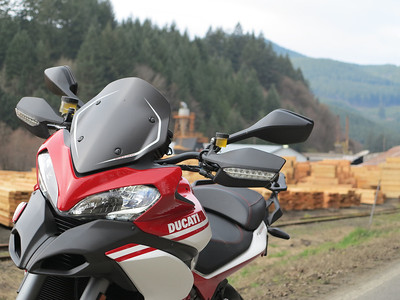 9/19: 2013 Ducati Multistrada 1200 Pikes Peak – First Ride