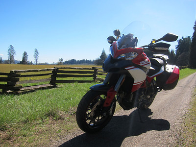 7/19: 2013 Ducati Multistrada 1200 Pikes Peak – First Ride