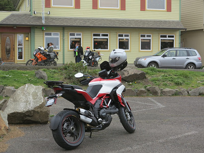 13/19: 2013 Ducati Multistrada 1200 Pikes Peak – First Ride