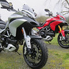 1/24: Testing the 2013 Ducati Multistrada (and how it compares to the 2010-12 Multistrada)