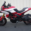 Advertised for sale (Mar2014) at http://www.bhducati.com .......<i>Mileage:736 / Exterior:Corse Stripe Livery / VIN:ZDM12BSW9DB000752 This is a 2013 MULTISTRADA 1200 S PIKES PEAK that is AMAZING! It still carries a full factory warranty until 01/17/2015 and has a very low 780 miles on it. The custom paint scheme is modeled after the Ducati Pikes Peak Edition. This bike also comes with a full exhaust system and many many extras as seen in the photos. If you have any questions please call and ask for Joe 1-310-360-0916.</i>