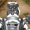 MTS1200 - Multistrada 1200 Garmin Zumo 550 mount
