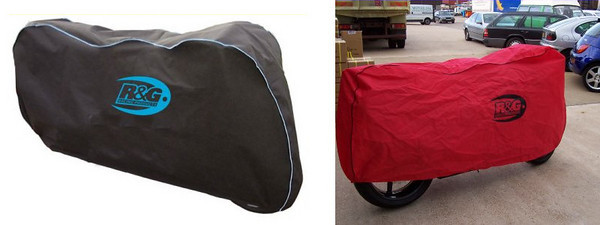 R&G Ducati Multistrada 1200 'Dust Covers' See photo1 caption for more info