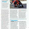 "7/9: Looking to buy a Multistrada 1200? - Ride Magazine Sep2014: Used Buying Guide, Ducati Multistrada 1200<br />  <a href=""http://www.ride.co.uk/"">http://www.ride.co.uk/</a>"