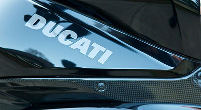 Great Multistrada Ducati decal closeup, by Ducati.ms member 'snodgrass23' (aka Jim), Charlotte, NC, USA