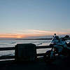 A great set of 6 scenic photos from Ducati.ms forum member 'miloVanMultistrada' (aka Miles) of his Multistrada 1200.<br /> 6/6 - Location: Abroath beach