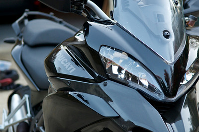 Great Multistrada 1200 closeup, by Ducati.ms member 'snodgrass23' (aka Jim), Charlotte, NC, USA