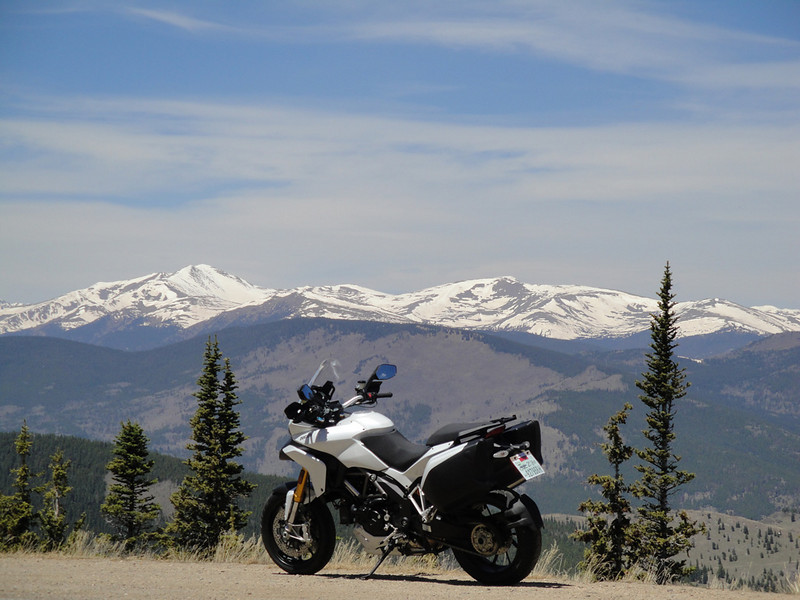 "Photo by Ducati.MS member 'sfarson' (aka Steve) Mt. Evans, Rockies, USA Brief story <b><a target=""_blank"" href=""http://www.motorcycleinfo.co.uk/index.cfm?fa=contentGeneric.hbkxldonarlecghl&pageId=1230246"">HERE</a></b>"