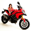 """AndyW's MTS1200S / Multistrada 1200 Sport - Multistrada 1200 photo shoot (photoshoot) with  models 17Oct2010<br /> More photos here: <br />  <a href=""""http://andyw-inuk.smugmug.com/Motorcycles/Ducati-Multistrada-1200/Multistrada-1200-Model-Photo"""">http://andyw-inuk.smugmug.com/Motorcycles/Ducati-Multistrada-1200/Multistrada-1200-Model-Photo</a>"""