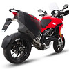 """MIVV exhaust system for the Multistrada 1200 <br />  <a href=""""http://www.mivv.it/en/"""">http://www.mivv.it/en/</a><br /> <br /> See: Multistrada 1200 Exhausts Systems & Exhaust Modifications <br />  <a href=""""http://www.motorcycleinfo.co.uk/index.cfm?fa=contentGeneric.qsconequekcvtgsq&pageId=2227905"""">http://www.motorcycleinfo.co.uk/index.cfm?fa=contentGeneric.qsconequekcvtgsq&pageId=2227905</a>"""