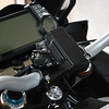 "RAM-B-367 which mounts onto the handlebar yoke top clamp bracket which uses an M8 threaded bolt. <br /> Kit Parts comprises 1"" B size rubber ball plus one M8 x 45 and one M8 x 50 cap socket head bolt shown here with short arm and diamond base as a three part mount. <br /> Simple to fit, remove existing cap socket head bolt, insert the ball with cast post into handlebar yoke hole, then insert cap socket head bolt into top of the ball and tighten.<br />   <a href=""http://www.mts1200.info"">http://www.mts1200.info</a>"
